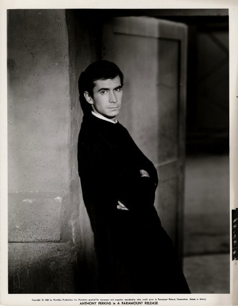 Anthony Perkins Norman Bates Wallpaper
