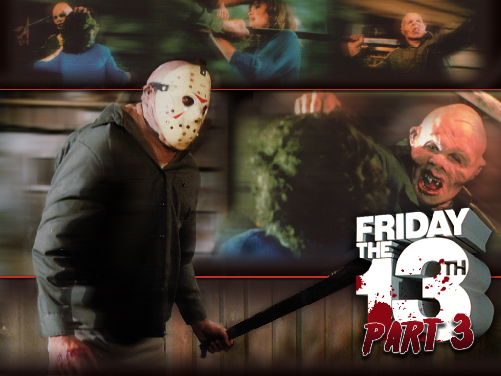 Part Friday The 13th Part 3