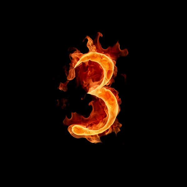 number 3 numerology # 32