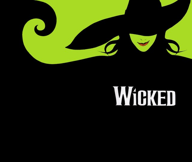 Wicked Images Wicked Logo Wallpaper Hd Wallpaper And Background Photos