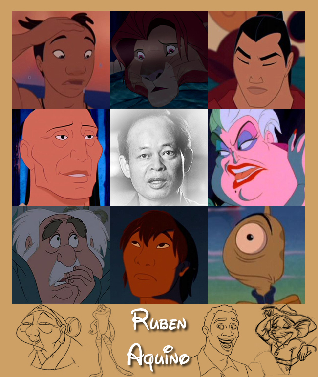 Image result for Ruben Aquino characters