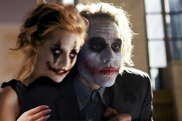 Mad-Love-collage - the-joker-and-harley-quinn fan art