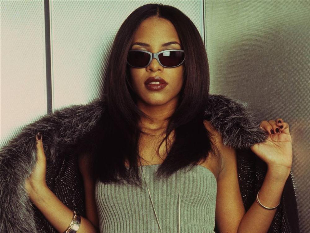 Aaliyah sunglasses