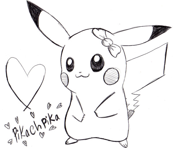 Pikachu Images Pikachu Wallpaper And Background Photos