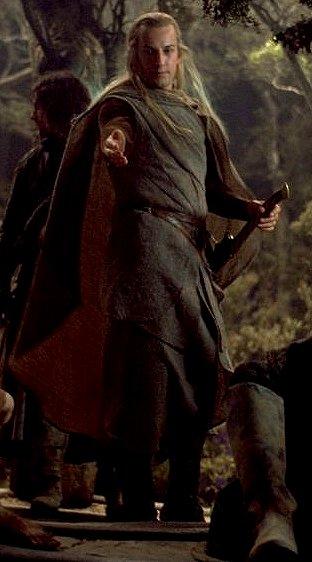 Lord Rings Haldir