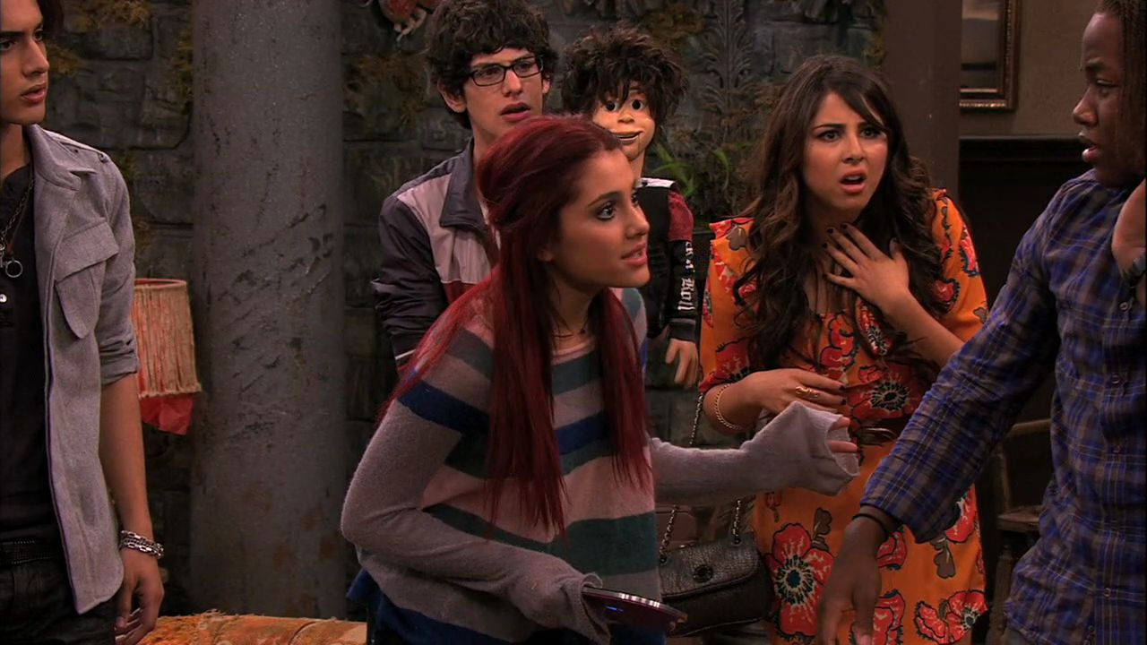 Victorious 2x06 Locked Up Ariana Grande Image 24241302