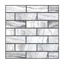 thejd self stick backsplash tile bathroom and kitchen wall peel and stick stick on backsplash sticker tile anti mold decal 12