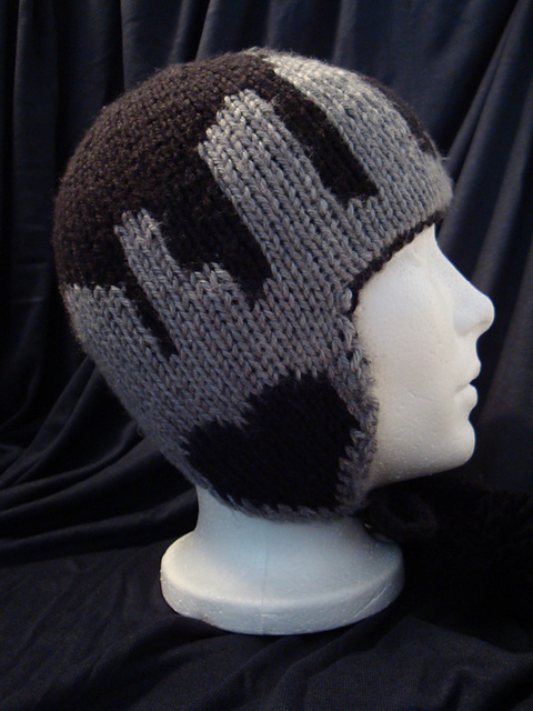 Double Knitting Hat Pattern : double knit earflap hats   giftable designs