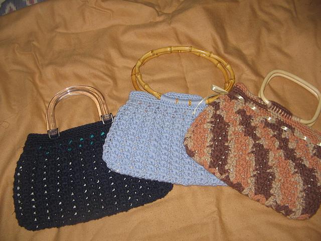 Bags full (3/4)