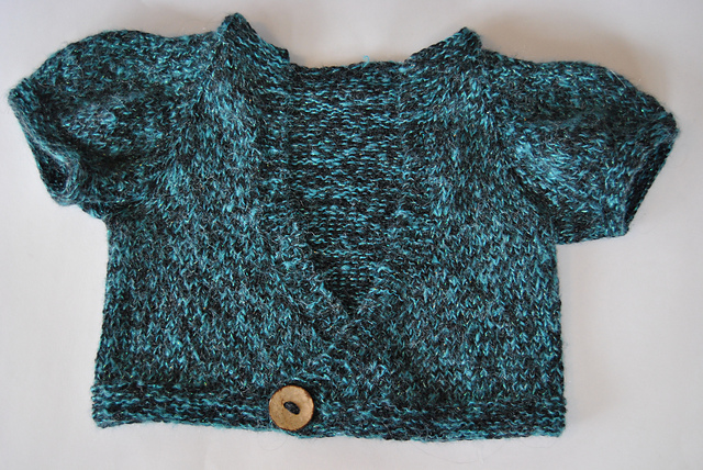Mini Sweater Knitting Tricot Stephanie Japel