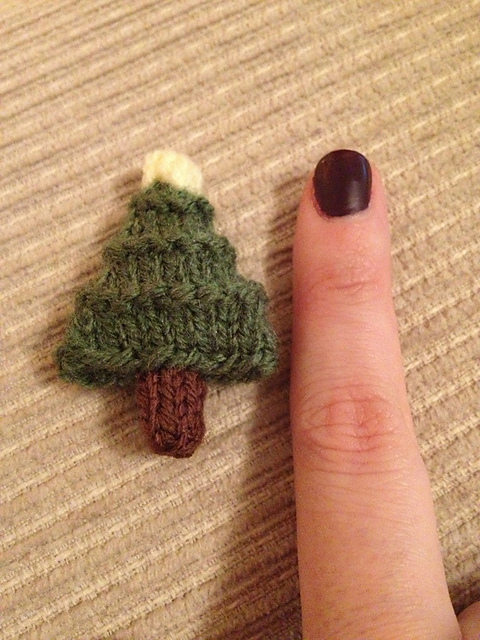 Teeny Tiny Christmas Tree