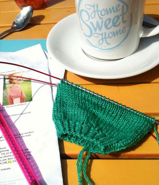 Amelie in Kettle Yarn Co. FALKLAND