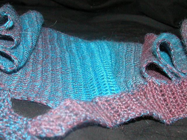 Crochet Baktus