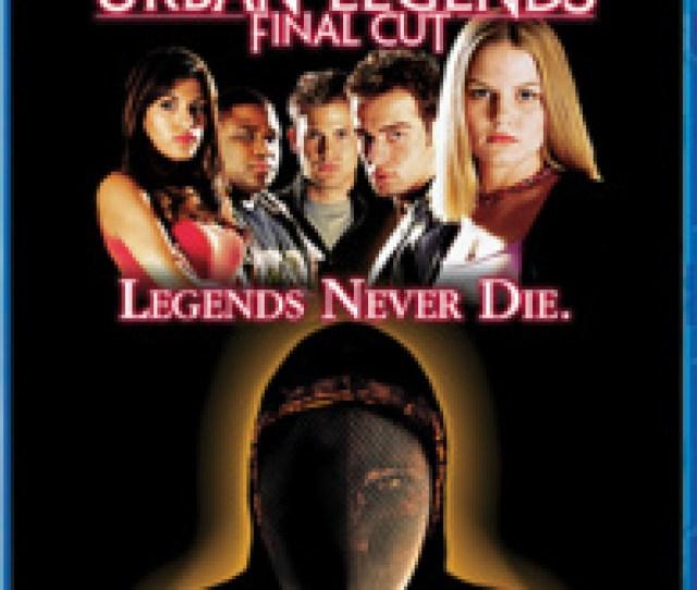 Urban Legends Blu Ray Release Date November   Final Cut