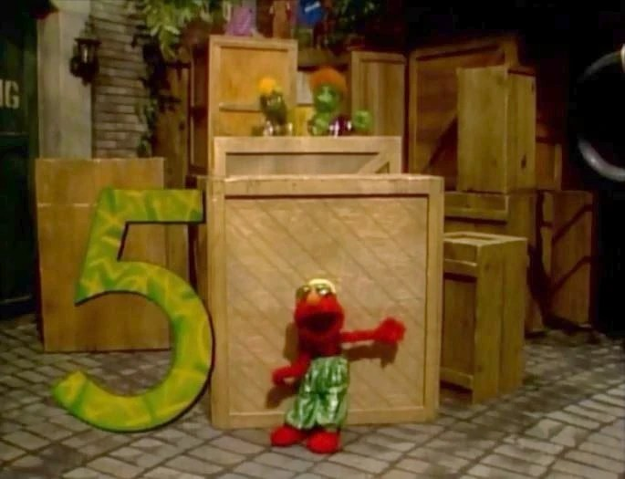 Elmo Grouchland