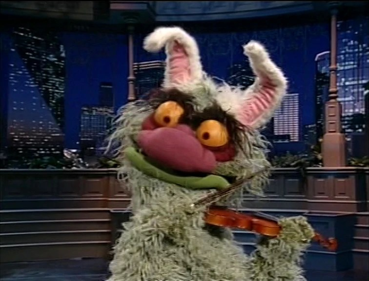 big mean carl muppet