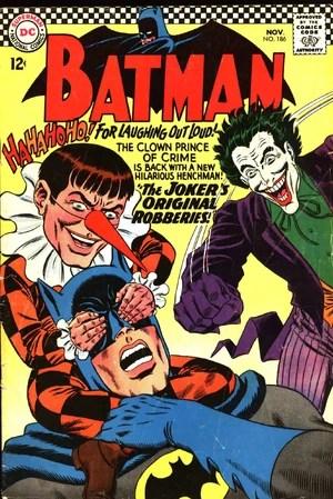 Batman #186