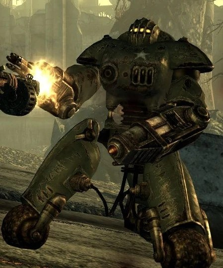 Robot The Fallout Wiki Fallout New Vegas And More