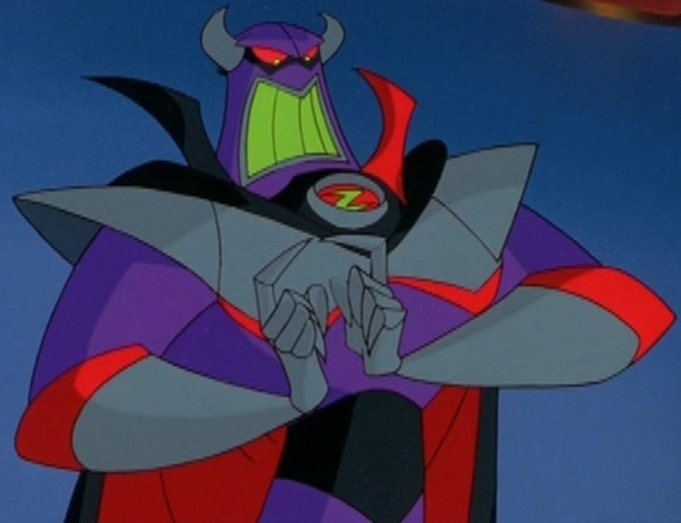 Zurg Knight Emperor Evil Wayne