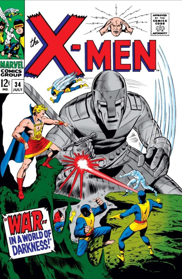 War - In A World of Darkness!