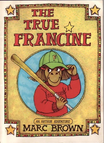 Arthur And The True Francine Book Arthur Wiki