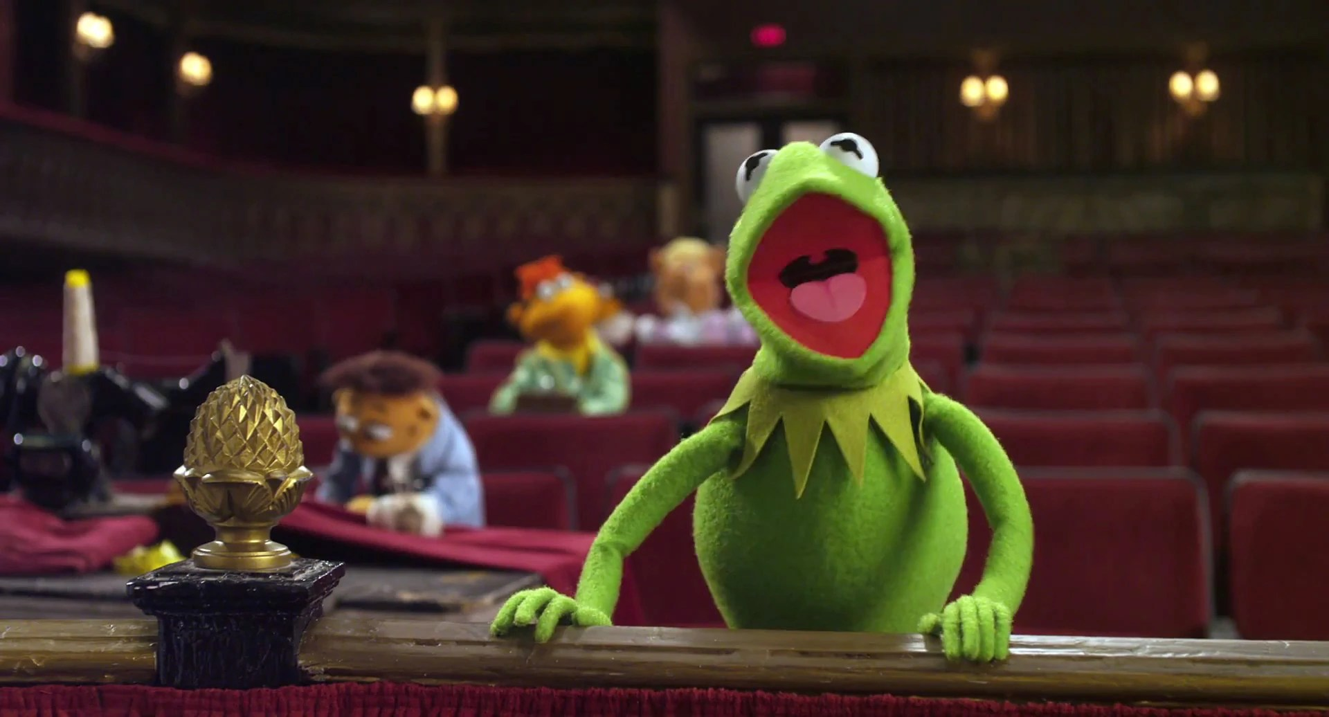The Muppets First Full-Length Trailer Breaks Down | The ...