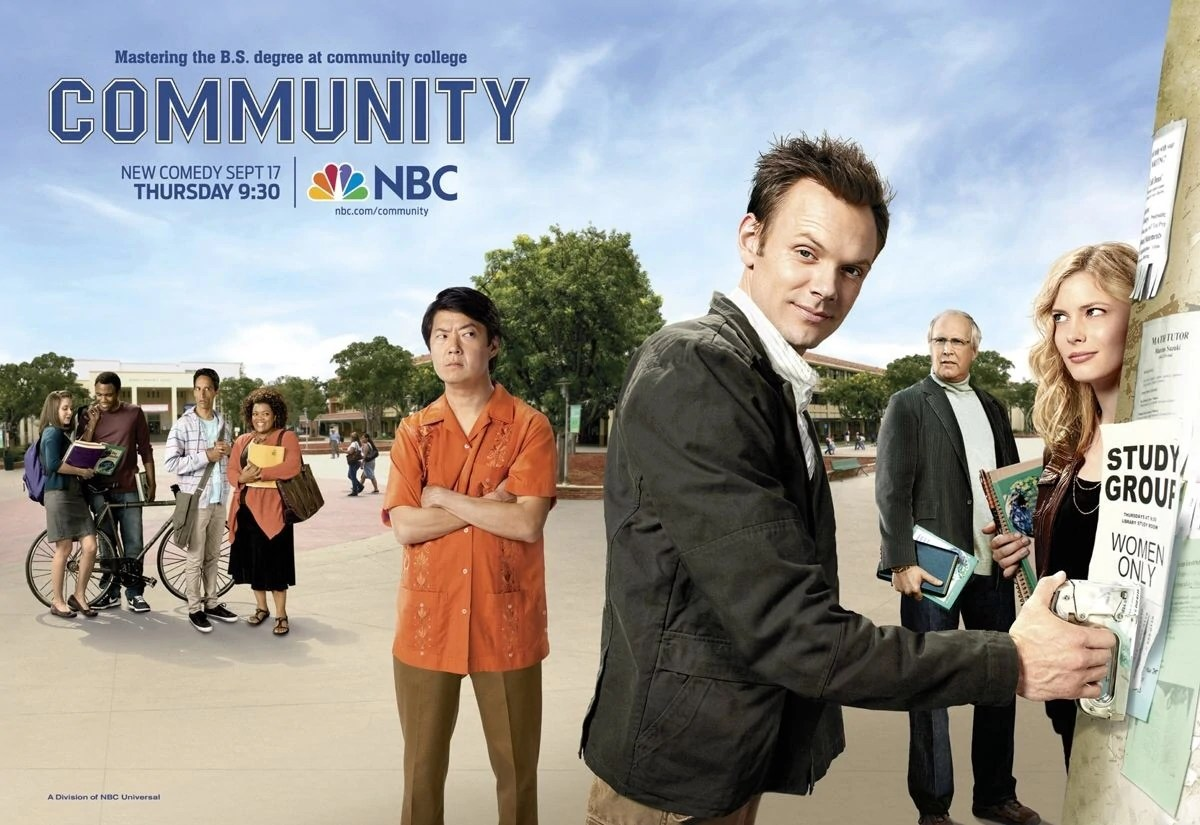 Community season 1 poster