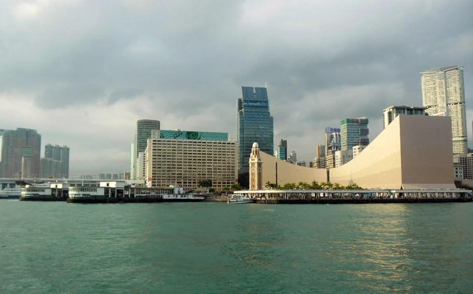 香港尖沙咀天星碼頭廣東道附近有什么好逛的?有什么好吃的?-尖沙咀天星碼頭的介紹