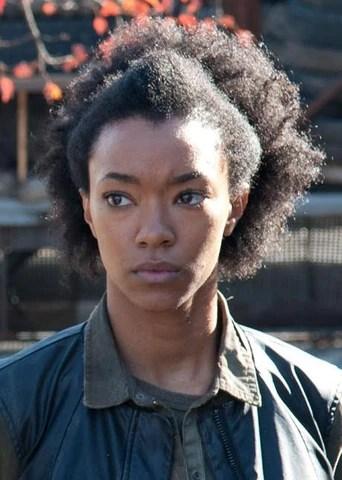 Sonequa Martin-Greene as Sasha