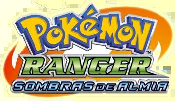 Logo Pokémon Rangers Sombras de Almia