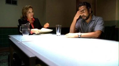 Sayid makes a deal with the CIA
