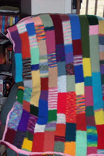 * Sweet stash busting project!!  :)