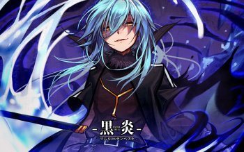 With a dragon and gains a name as well as a new identity as rimuru tempest. 100 Rimuru Tempest Hd Wallpapers Background Images