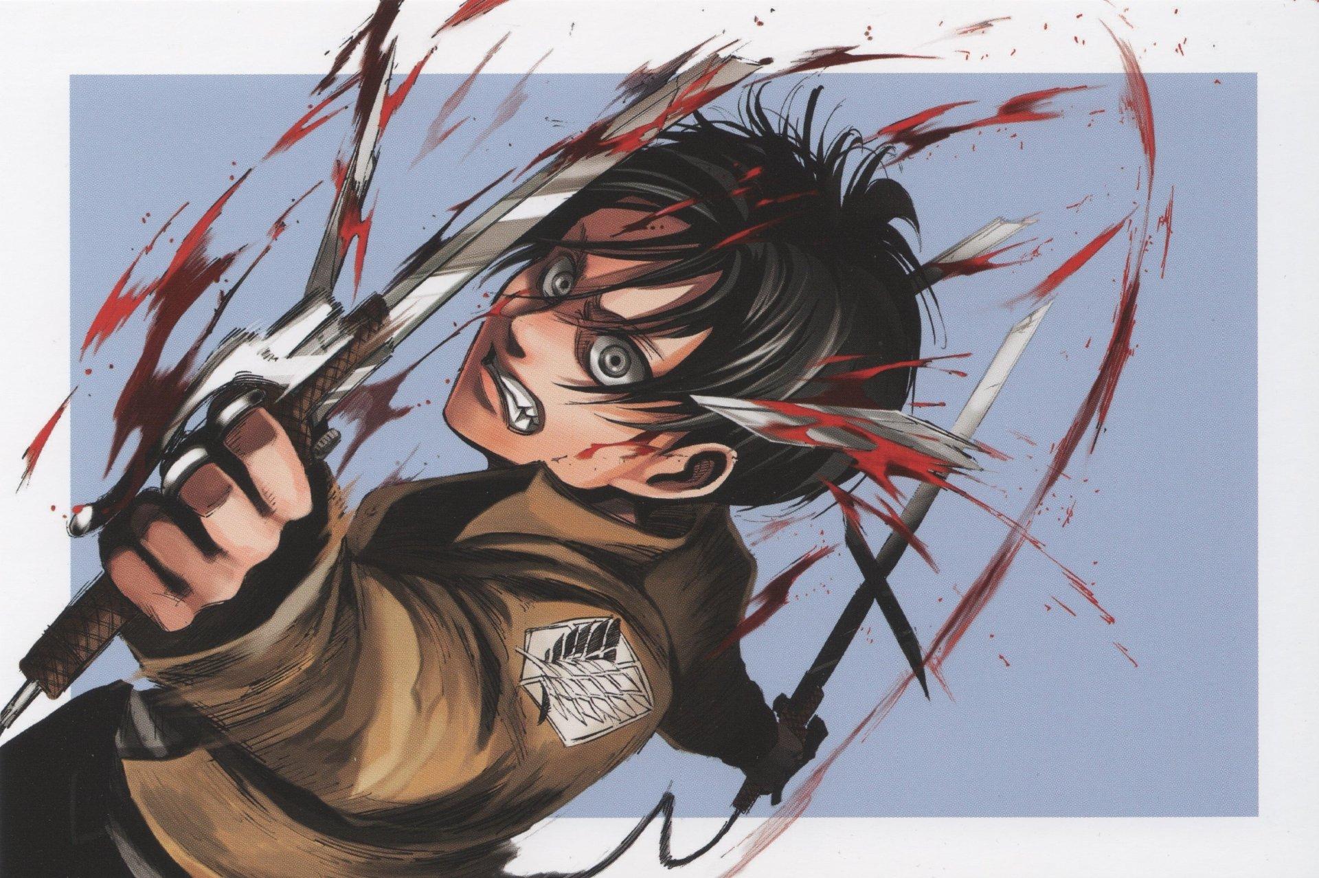 Download wallpapers evil eren yeager, 4k, attack on titan, fire, manga, shingeki no kyojin, green eyes, eren yeager, attack on titan. Eren 4k Ultra HD Wallpaper | Background Image | 4185x2785 ...