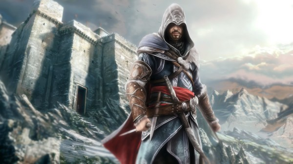 Assassin's Creed: Revelations Full HD Wallpaper and ...