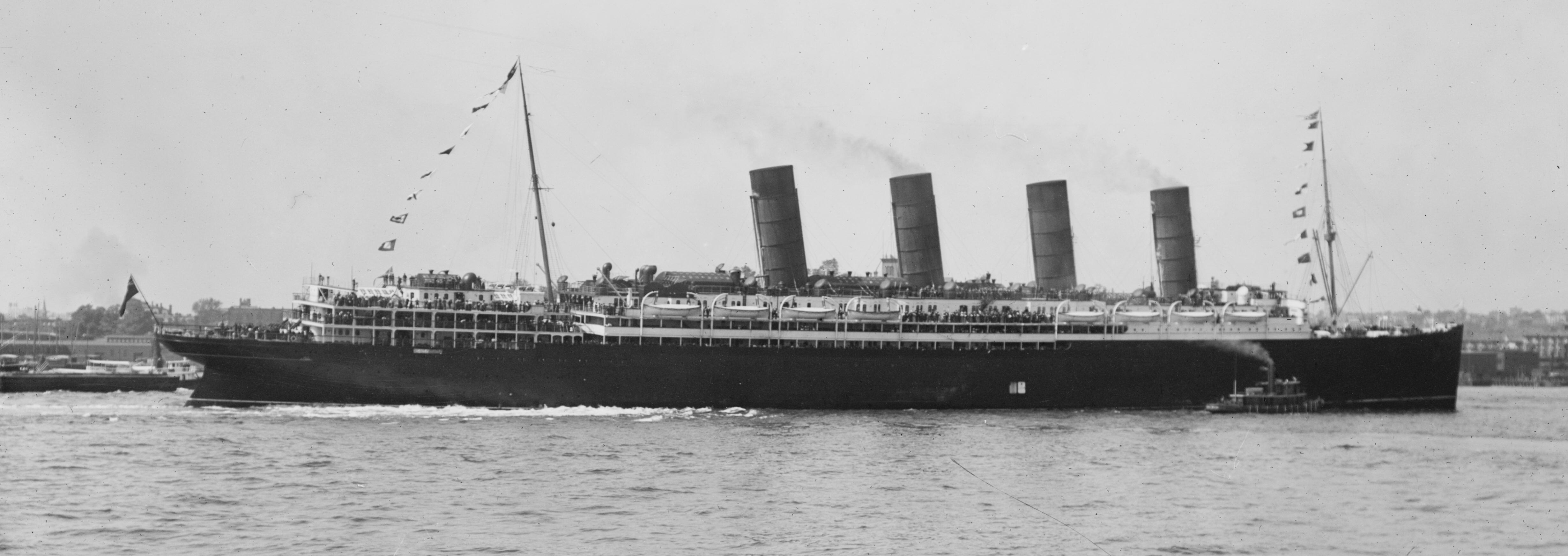 1 Rms Lusitania HD Wallpapers Background Images