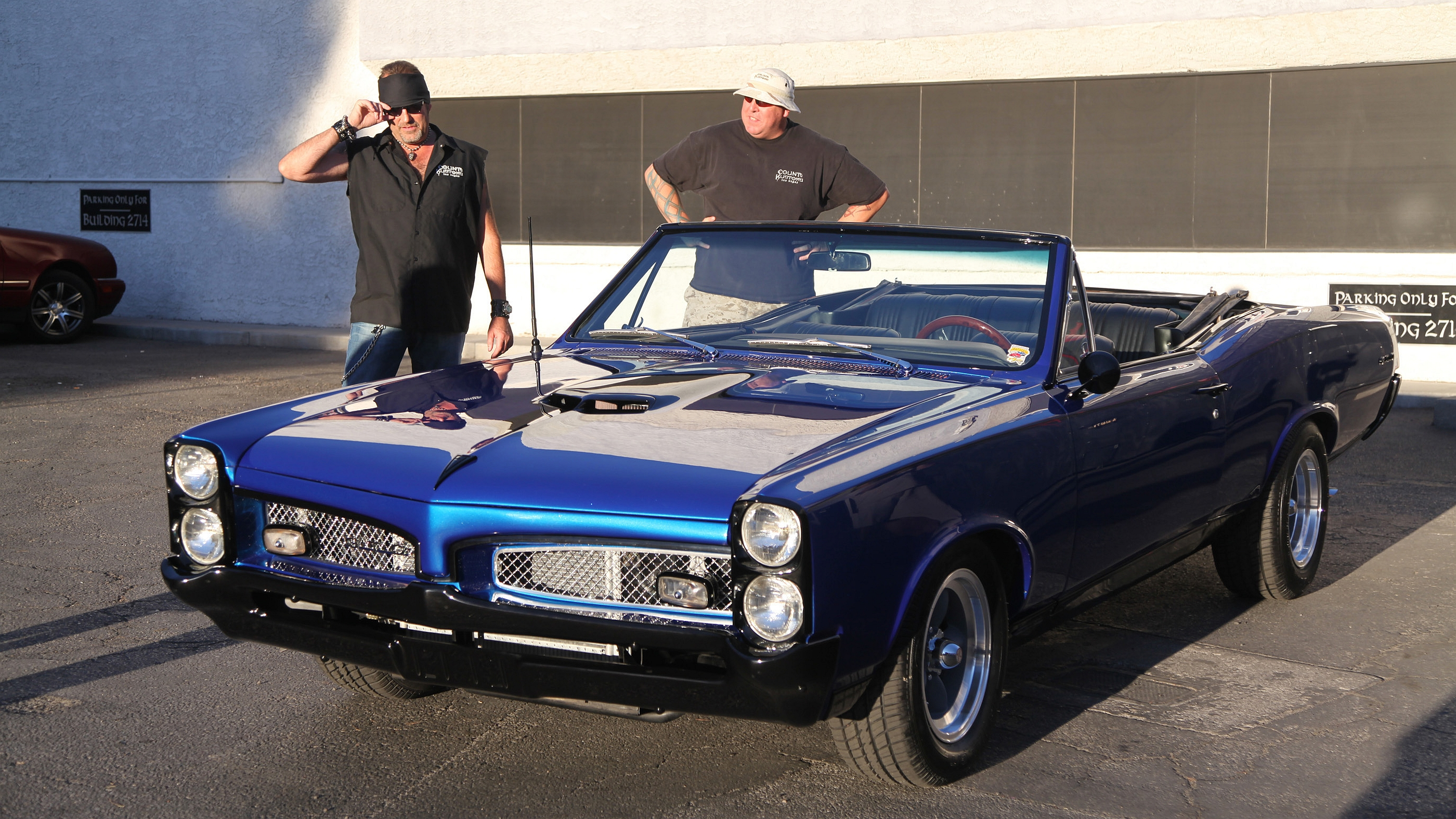 Counting Cars Full Hd Wallpaper And Background Image