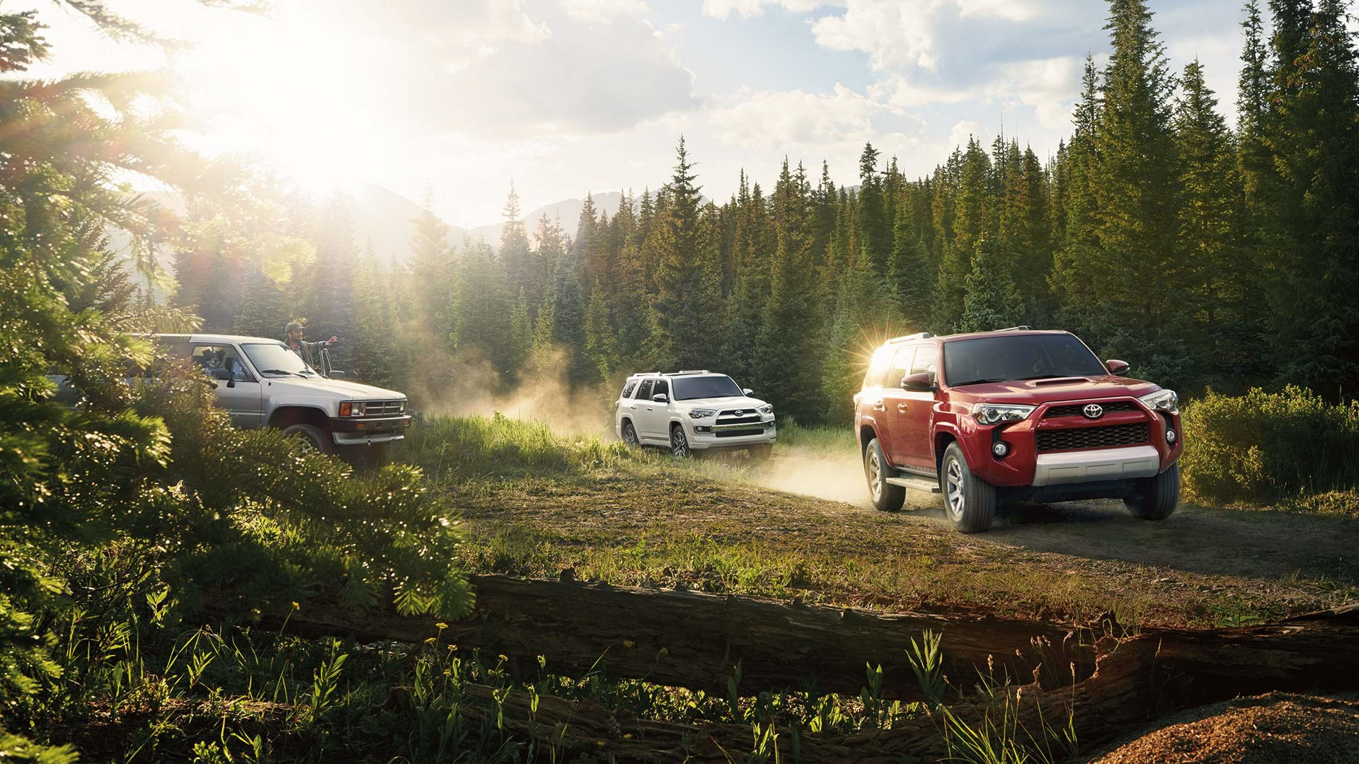 5 Toyota 4Runner HD Wallpapers Background Images