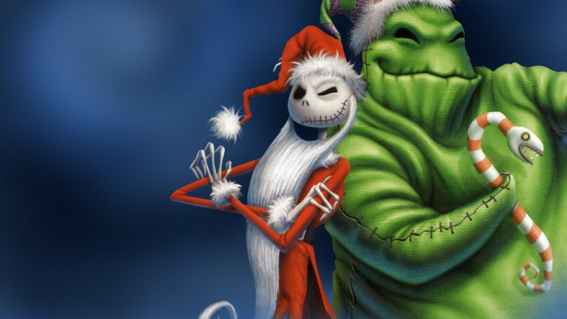 Night Mare Christmas Jack