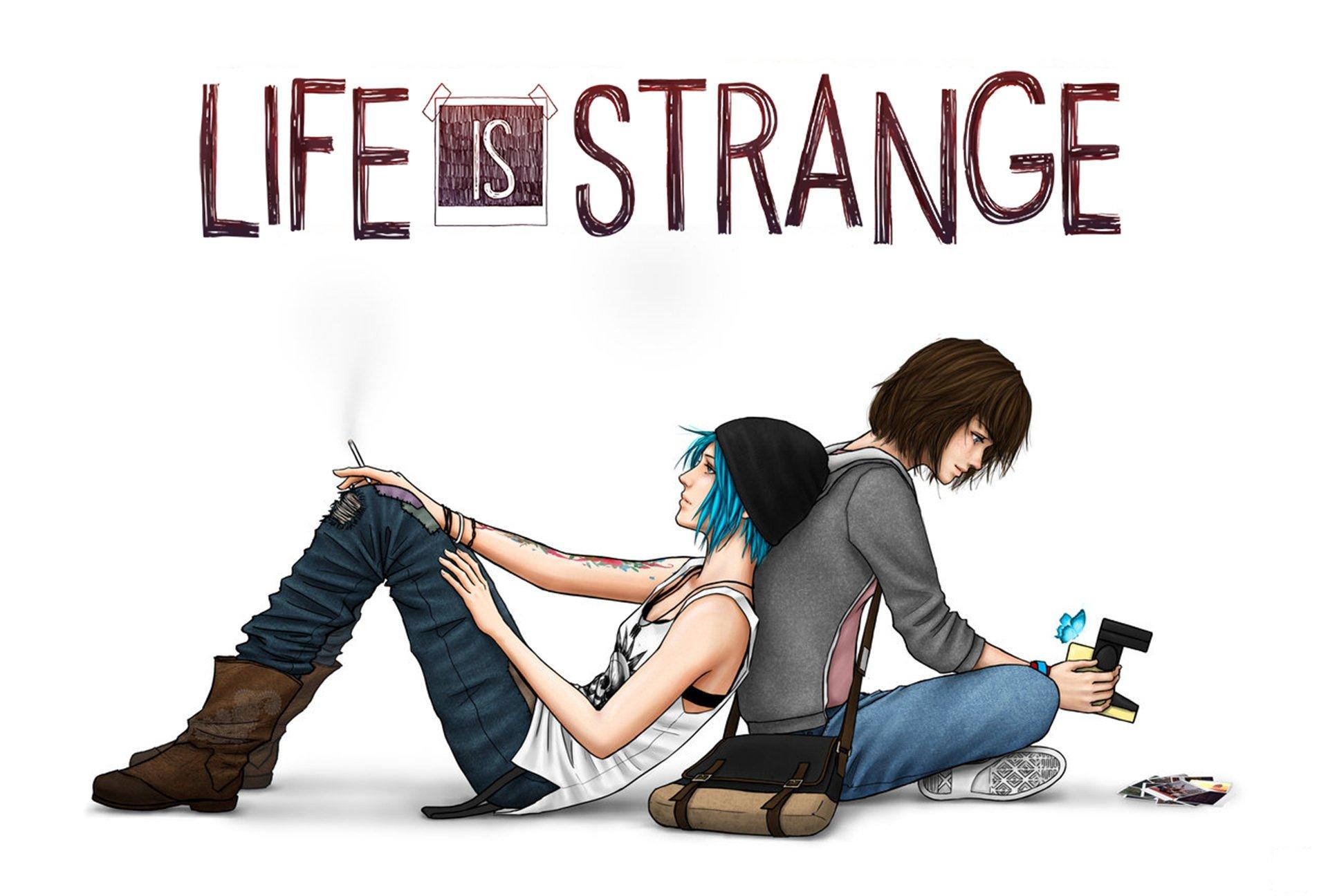 Life Genderbend Strange