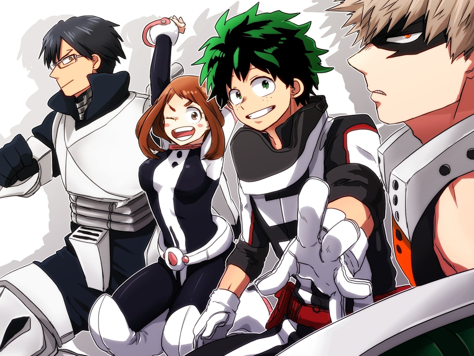 Free download my hero academia hd wallpapers. My Hero Academia HD Wallpaper | Background Image ...