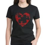 MY MISSING PIECE Women's Dark T-Shirt