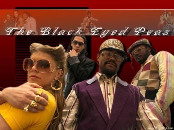Black Eyed Peas - Black Eyed Peas Wallpaper (24749755 ...