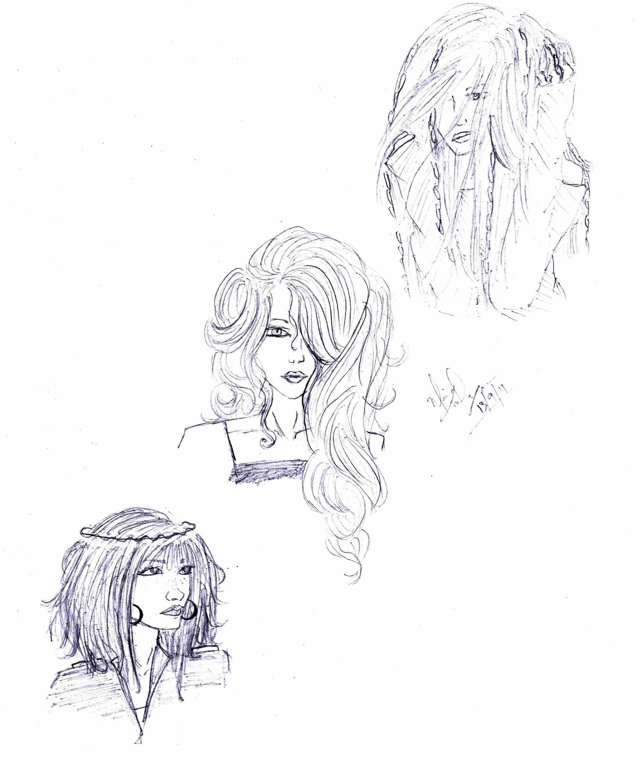 Percy Jackson Girls