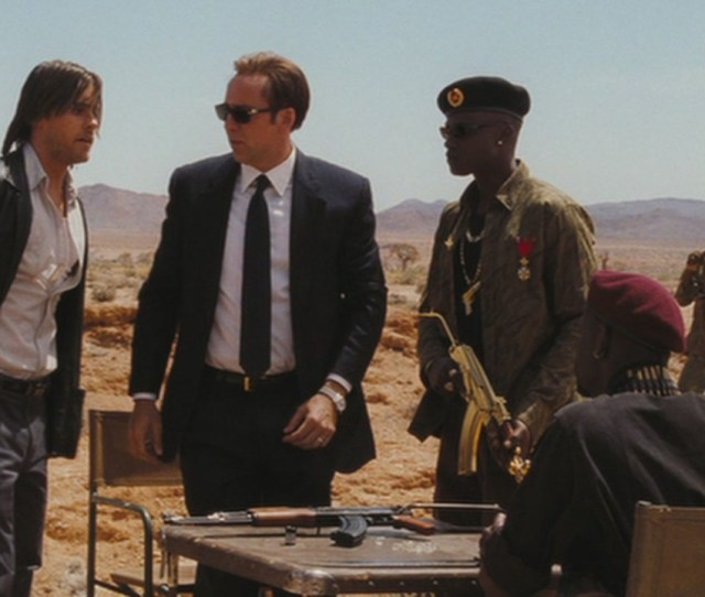 Nicolas Cage Images Nicolas Cage In Lord Of War Hd Wallpaper And Background Photos