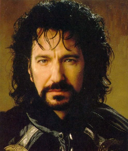 And Who Were You As A Child, Sheriff of Nottingham? (1/3)