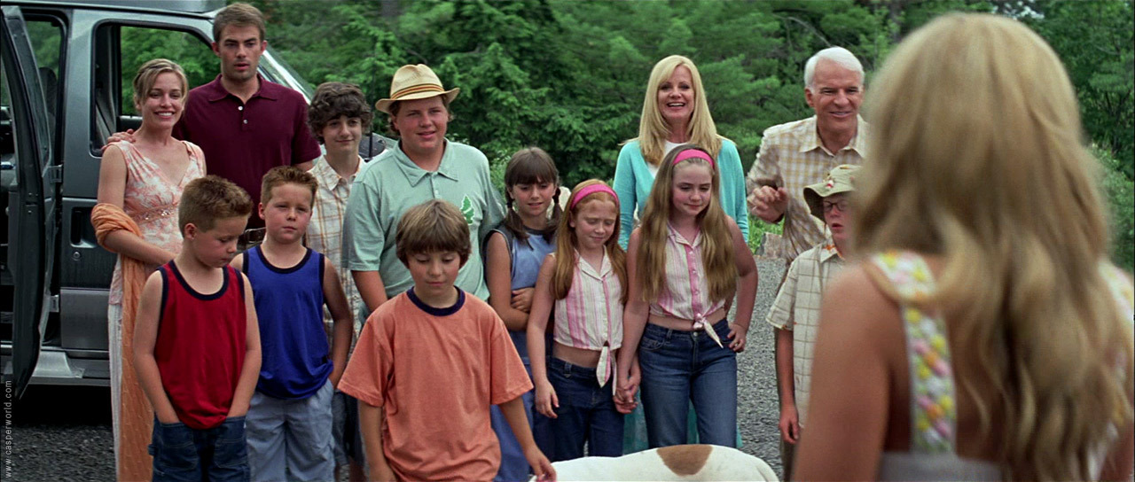 Image result for cheaper by the dozen 2