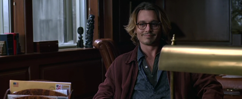 Secret Window Johnny Depp Image 27709419 Fanpop