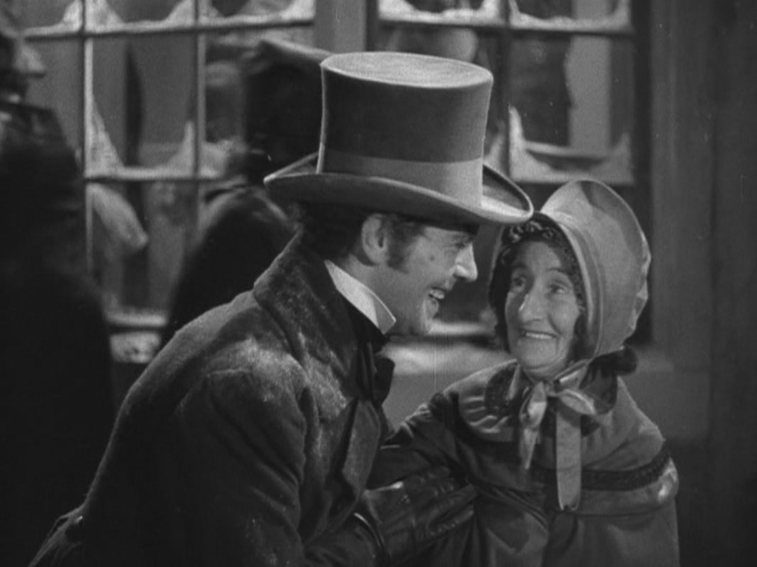 christmas carol movie 1938 - A Christmas Carol Movie 1938