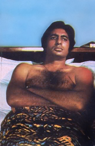Image result for amitabh bachchan shirtless